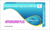 Glucosamine, Chondroitin, Collagen Type II and MSM Tablet