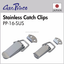 Reliable and High quality two sided gate latch with functions made in Japan