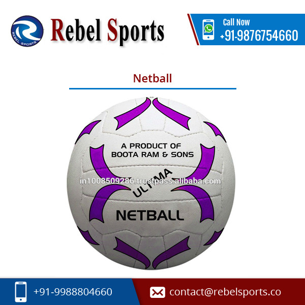 Best Selling Optimum Performance Netballs Available in Wide Range of Colors
