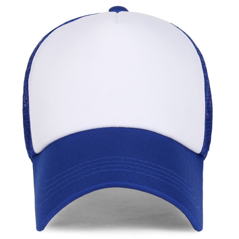 Black High Quality Custom Foam and Mesh Cap/Blank Cap for Wholesale