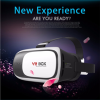 2016 Virtual Reality Glasses Vr Box 2.0 3d Glasses VR Headset For Google Cardboard Glasses For 4.7-6.0