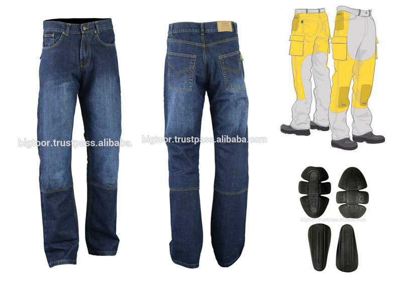 Premium quality Kevlar lined Jeans for touring bike riding