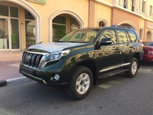 TOYOTA PRADO 3.0L AT VXL FULL OPTION 2017 MODEL