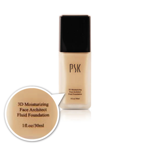 10P4401 Makeup cosmetics Long Lasting Liquid Foundation for dry skin