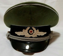WW2 German Government Construction Corps Officer hat cap