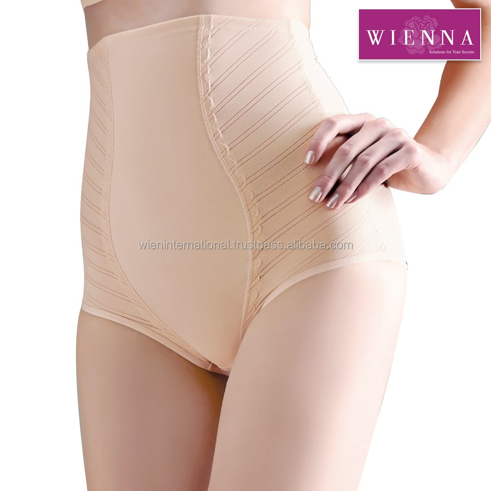 Imported Fabric High Waist Girdle Shaper Underwear For Slender figure