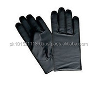 Women's Deerskin Leather Fleece Lined Motorcycle Riding Driving Gloves MEDIUM/best quality by taidoc