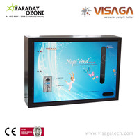 Sanitary napkin dispenser in other feminine hygiene products