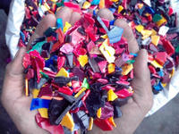 HDPE scrap bottle grade/HDPE drums flakes/colorful hdpe scrap