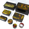 Fine Painted Russian Laquer Boxes Fedoskino