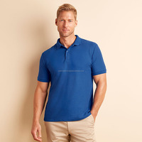 Golf Shirts For Men Polo all sizes/ 100% Cotton Polo Shirts Wholesale Apparel
