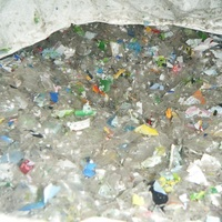 Pet Bottle Flake Scrap Pet Bottle