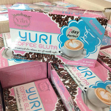 Yuri coffee gluta weight loss
