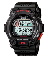 Casio G-7900 series Resin Band Digital Watch