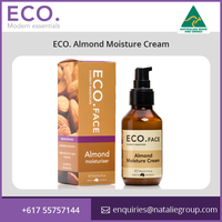 Unique Formulation of ECO. Almond Moisture Cream to Get Smooth Skin