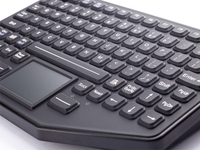 Mountable Keyboard with Touchpad SL-86-911-TP-USB