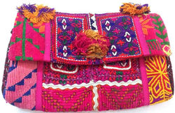 Banjara Gypsy Vintage Tribal Hobo Bohemian Hippie Ladies Clutch