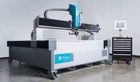 Mach 2c Waterjet Cutting Machine - the perfect combination of proven performance, robust design, and exceptional price
