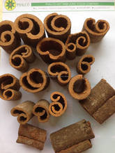 ROUND CUT CINNAMON / CASSIA ORIGIN FROM PHALCO VIETNAM