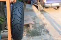 VIETNAMESE MOTORCYCLE TIRE FOR KYMCO