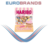 Haribo Little Cupcakes 175g