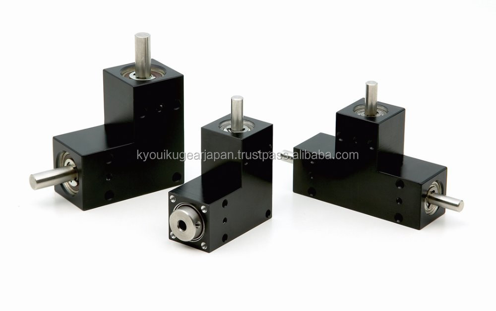 Miniature bevel gearbox BS65T-001