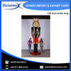 12ft Fiberglass Nutcracker King - Christmas Decoration Supplies