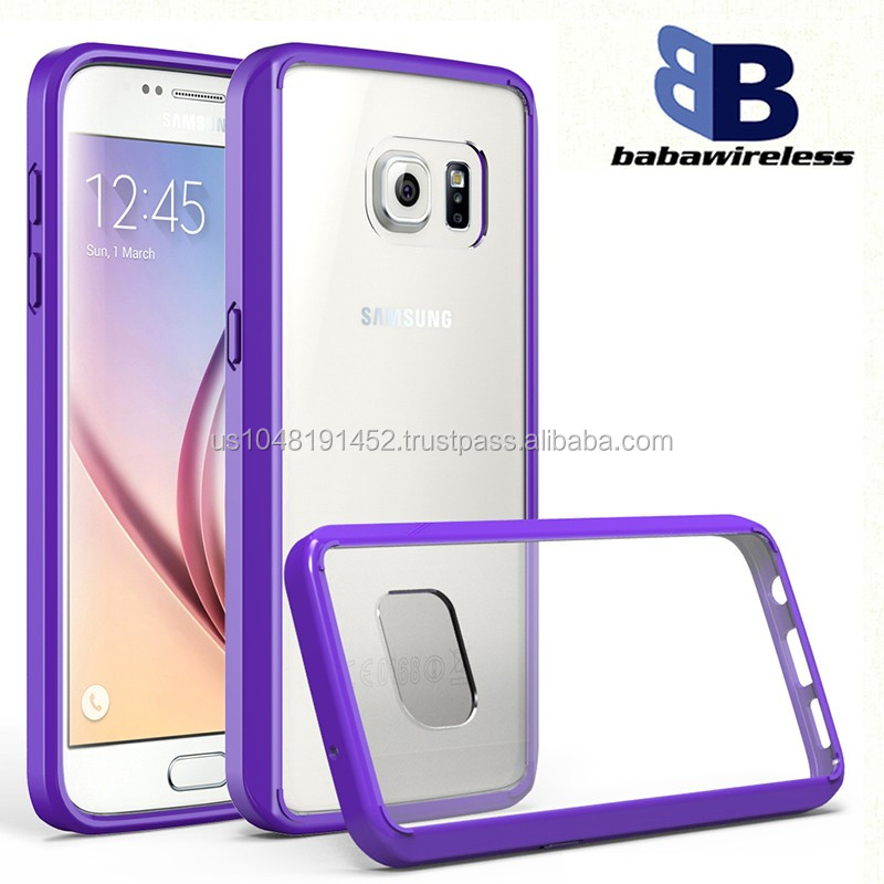 Wholesale combo two-color mobile phone shell Anti-scratch phone shell For Samsung Galaxy S7