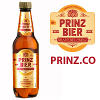 Prinz Beer - Schwarzbier - Stout - Black - Dark 330ml PET
