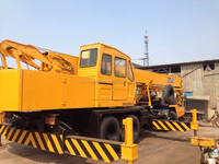 quality-proved japan made used kato 20t truck crane new arrival