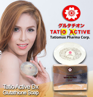 Tatio Active Dx Whitening Soap with Collagen
