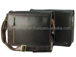 Business Style Large Shoulder Laptop Bags