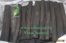 Citrus charcoal for Hookah shisha from 100% Pomelo wood tree in Vietnam