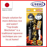 Japanese and High quality car deodorizer charcoal with all-natural ingredients