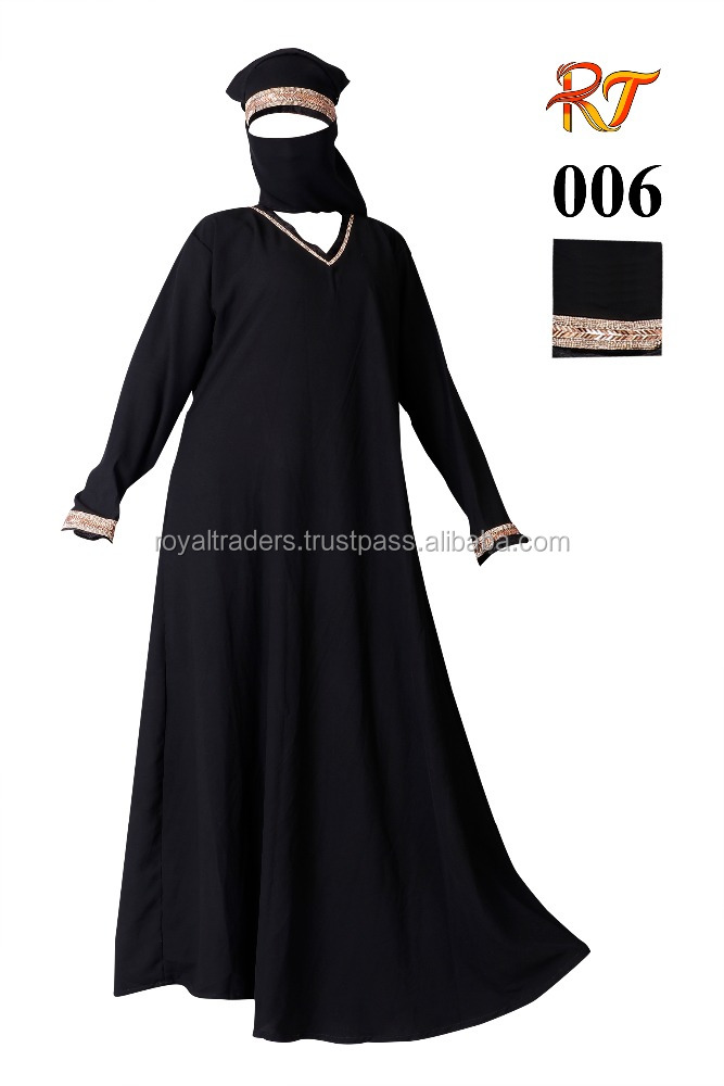 Muslim abaya dress Islamic clothing for women abaya islamic kaftan maxi muslim Abaya robe