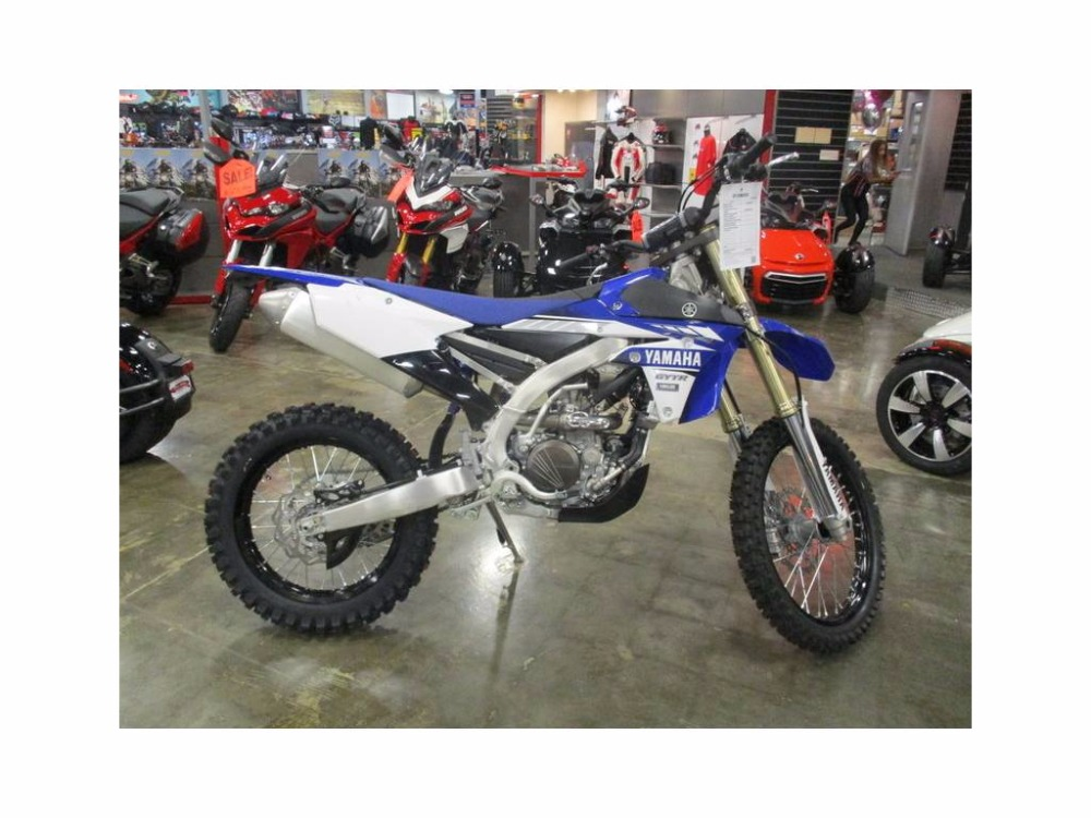 Best Price For Used 2016 YZ450FX Dirt Bike