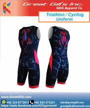Men and women Sports Singlet Cycling costume / triathlon wear / bicycle dress / ciclismo apparel