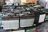 Use Drained Car Battery Scrap