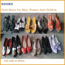 2014 China market cheap price second hand items good quality used sheos