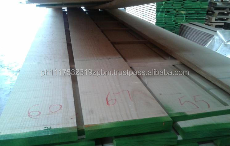 White Ash lumber / Ash boards Edged KD in Ukraine