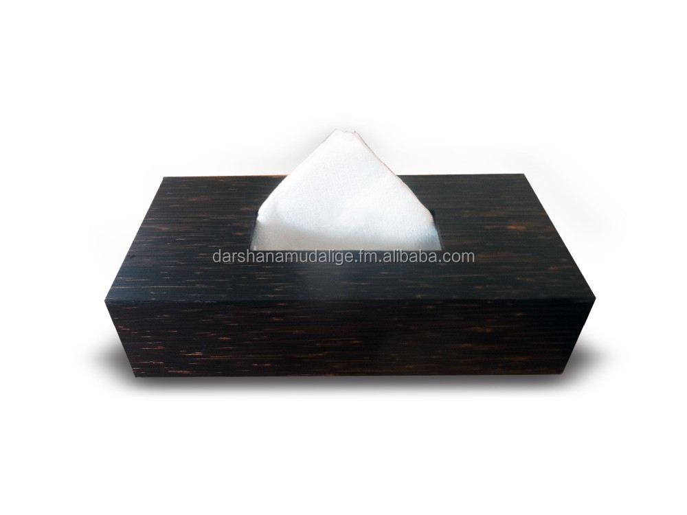 Tissue Box (Kithul Wood)