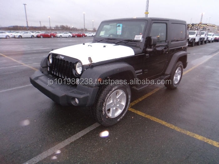B/NEW CAR - JEEP WRANGLER SPORT - NONE (RHD 820549)
