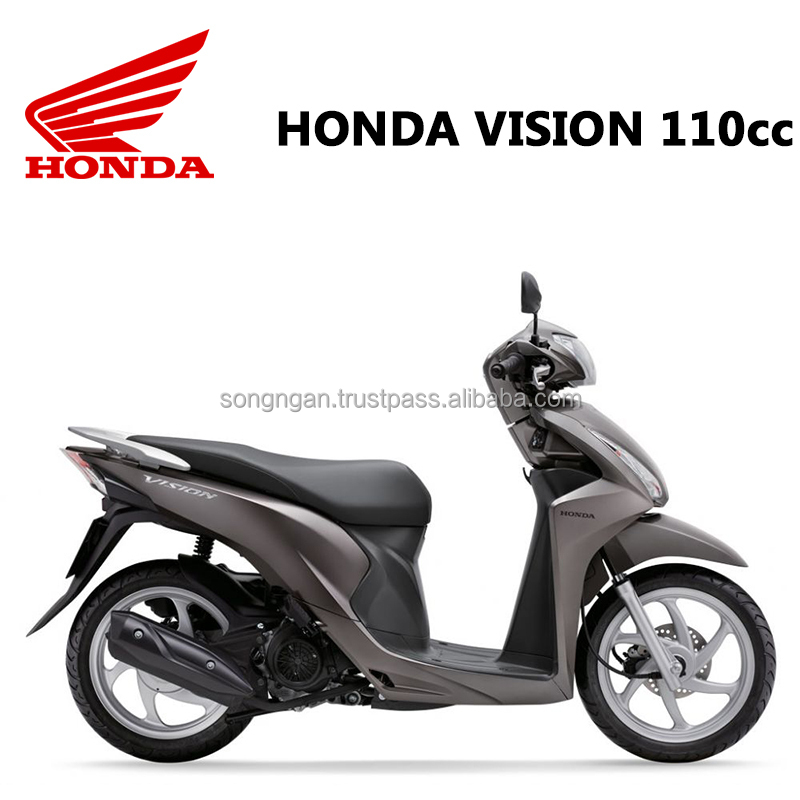 MOTORCYCLE VISION 110cc (SCOOTER) 2014