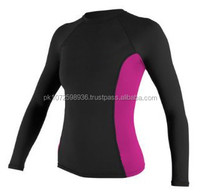 Wholesale Long Sleeve Women's Compression Shirt