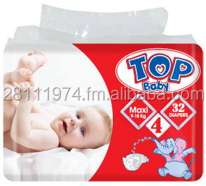 TOP BABY Diapers