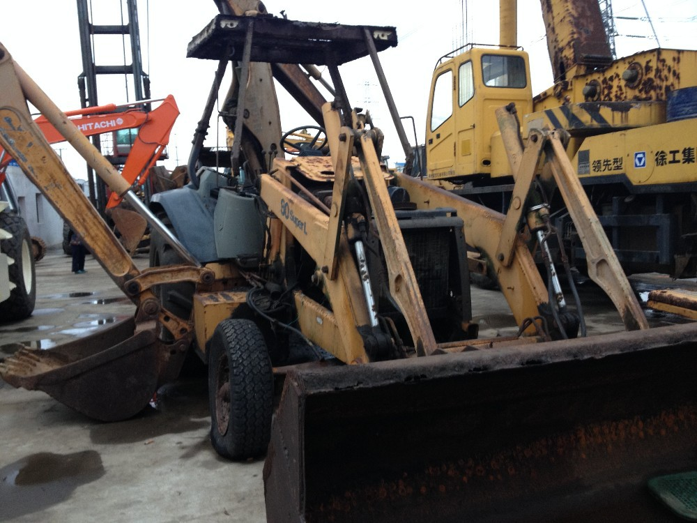 Case 580L Backhoe loader,Used Case 580L For Sale