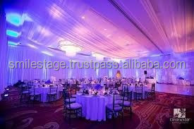 Adjustable pipe drape wedding / backdrop pipe and drape /pipe and drape for sale