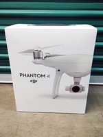 NEW DJI Phantom 4 GPS Quadcopter 4K 12MP Drone - BRAND NEW FACTORY SEALED!
