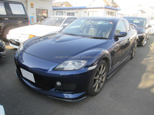 GOOD CONDITION RIGHT HAND STEERING USED CAR MAZDA RX-8 2007 (ENGINE: 13B-MSP, MODEL: ABA-SE3P, GRADE: S)