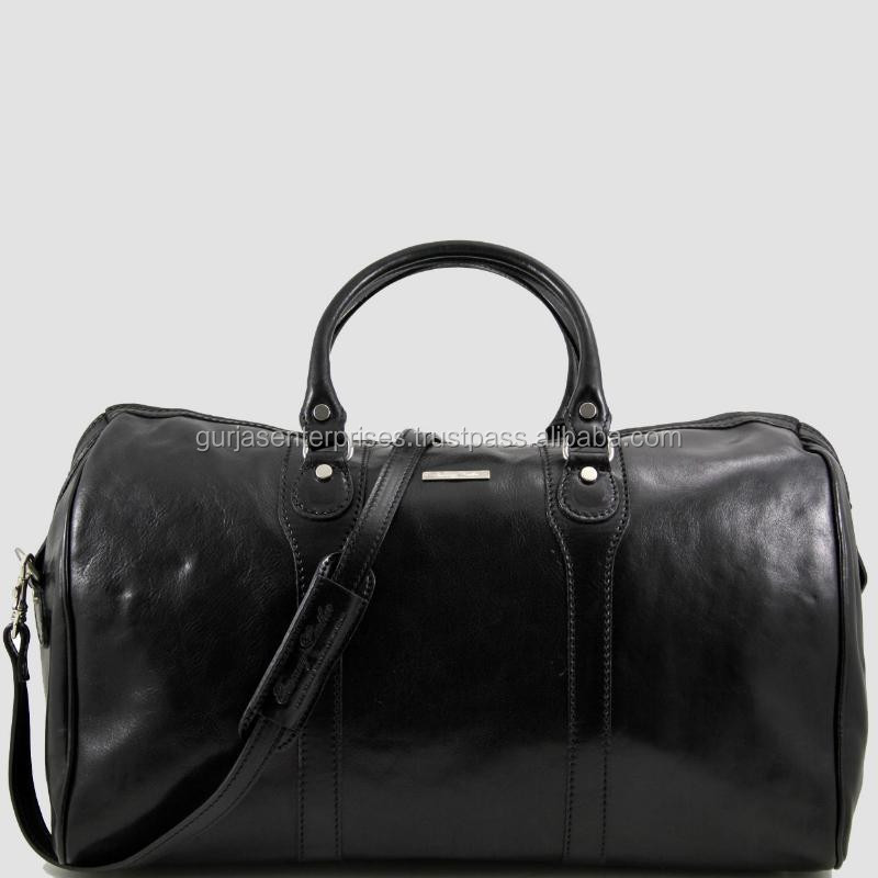 Pure leather laptop bags